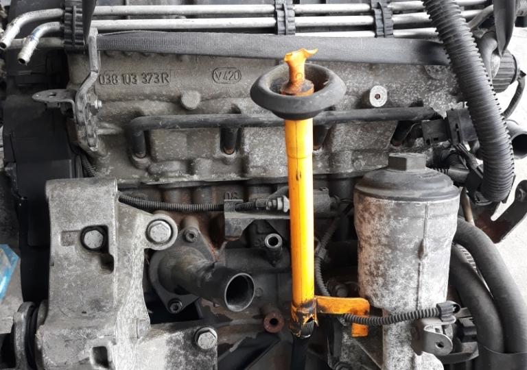 Motore Volkswagen BXJ